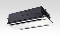 2方向天井埋込カセット型