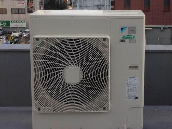 名古屋市 | 業務用エアコン工事 | 27年8月23日