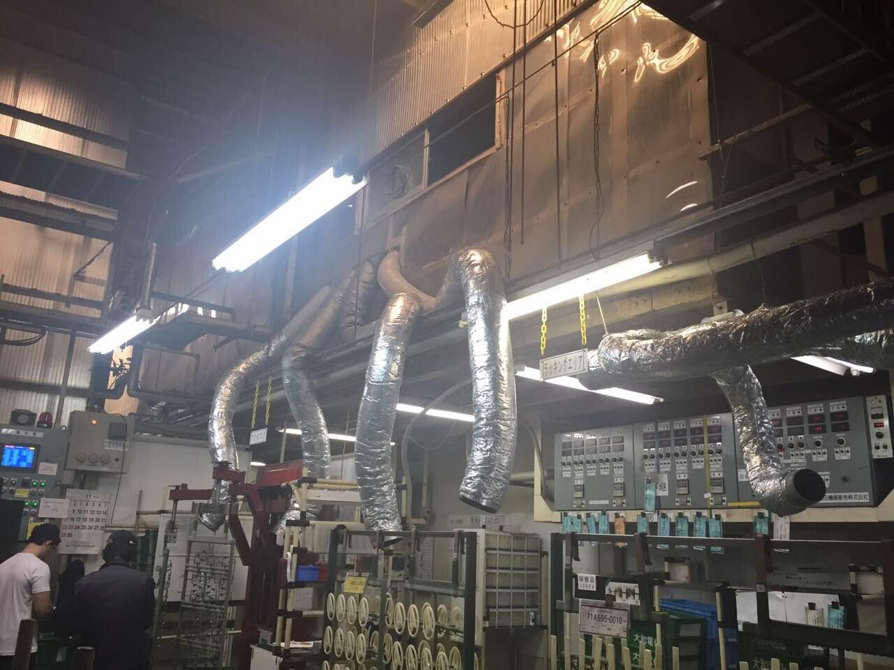 愛知県大府市 | 業務用エアコン工事