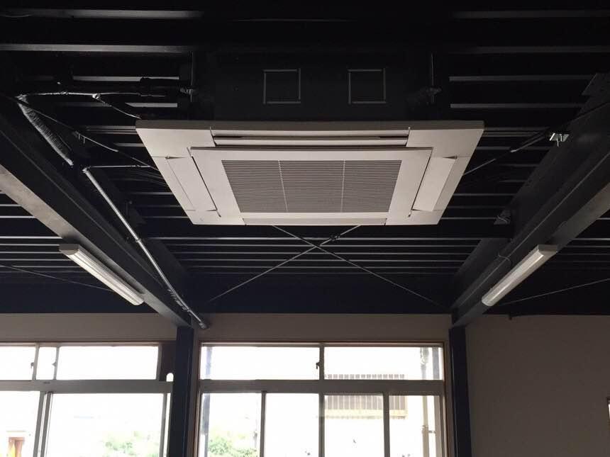 愛知県東海市 | 業務用エアコン工事