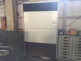 工場 床置き 取り付け工事